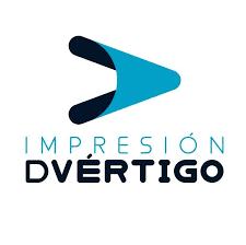 Logo Impresión DVértigo